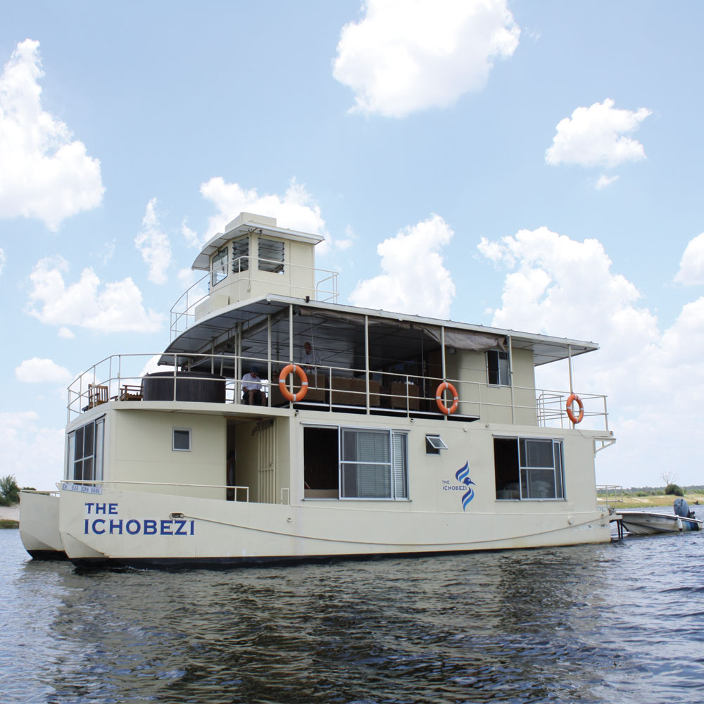 The Ichobezi boat